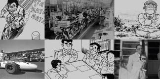 HONDA ORIGINS, HISTORY AND VALUES IN ANIMATED MANGA COMIC FORMAT