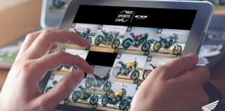 Rank twelve of Europe's best CB1000R custom builds on-line