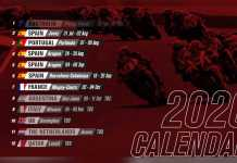WSBK Announces Its Revised 2020 Racing Calendar