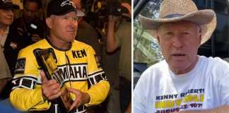 Kenny Roberts Showed He Was The Boss At The '75 Indy Mile