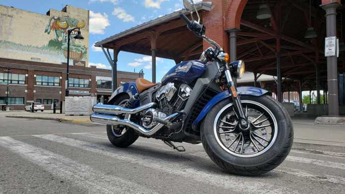 More Indian Scout And Scout Bobber With Brake Issues
