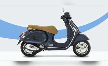Some Vespa 300s Could Have Reduced Braking Efficiency