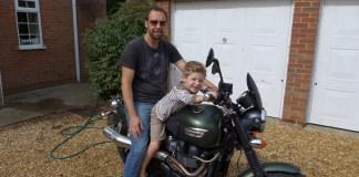 A tale of love as specialist motorbike insurer Bikesure turns 30