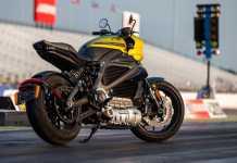 Harley-Davidson LiveWire Indianapolis
