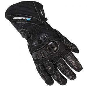 Spada Enforcer CE Gloves displayed on a white background
