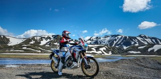 Honda Adventure Roads 2021 postponed for one year