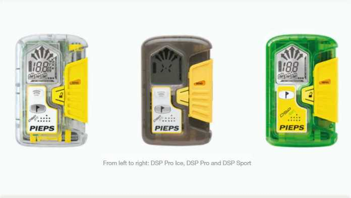 Some Pieps DSP Emergency Beacons May Suddenly Switch Modes