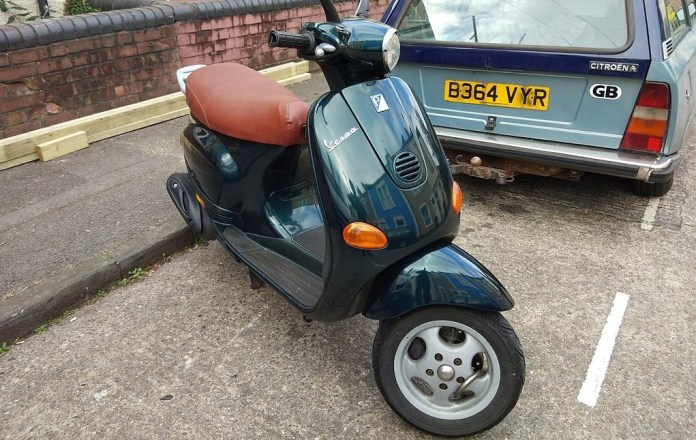 How much does it cost to insure a moped?