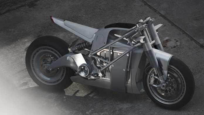 Custom Shop UMC To Build Zero-Based Electric Race Bike