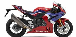 Some 2021 Honda CBR1000RR-R SPs May Suddenly Drop Height