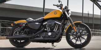 Some Harley-Davidson Sportsters May Have Headlight Issue