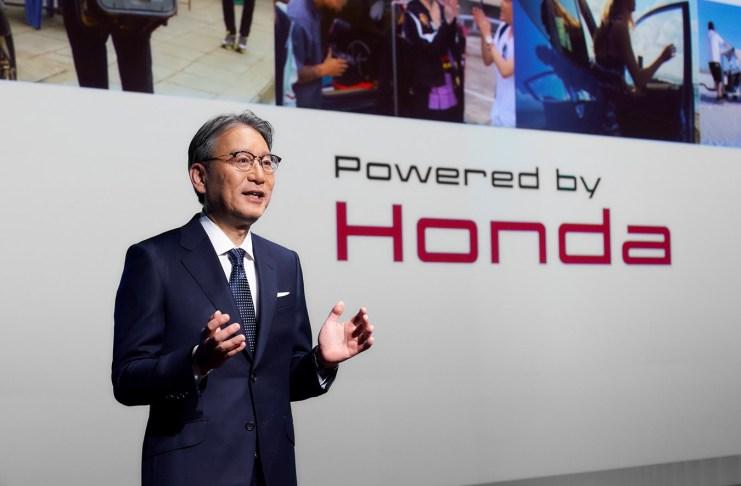 Summary of Honda Global CEO Inaugural Press Conference