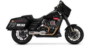 Vance & Hines 2021 King of the Baggers Electra Glide