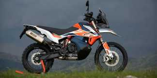 Some 2019-2020 KTM 790 Adventures May Have Front Brake Issue