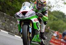 James Hillier Isle Of Man TT