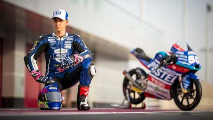 Remembering Swiss Moto 3 Rider Jason Dupasquier