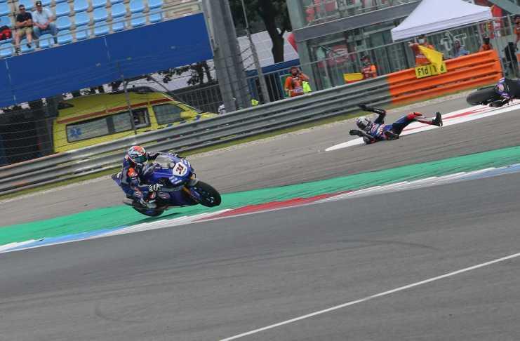 World Superbike Racer Garrett Gerloff Apologizes For Assen Mix-Up