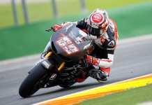 Nicky Hayden - 2013 Valencia MotoGP Test