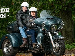 Ride On: Hero Gill keeps Paul's Harley dream alive