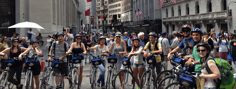 See New York City by bike with an expert guide