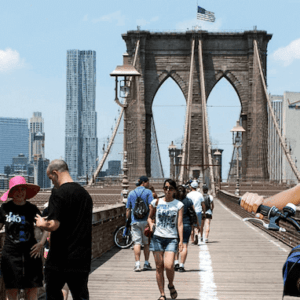 Brooklyn Bridge & Lower Manhattan Tour