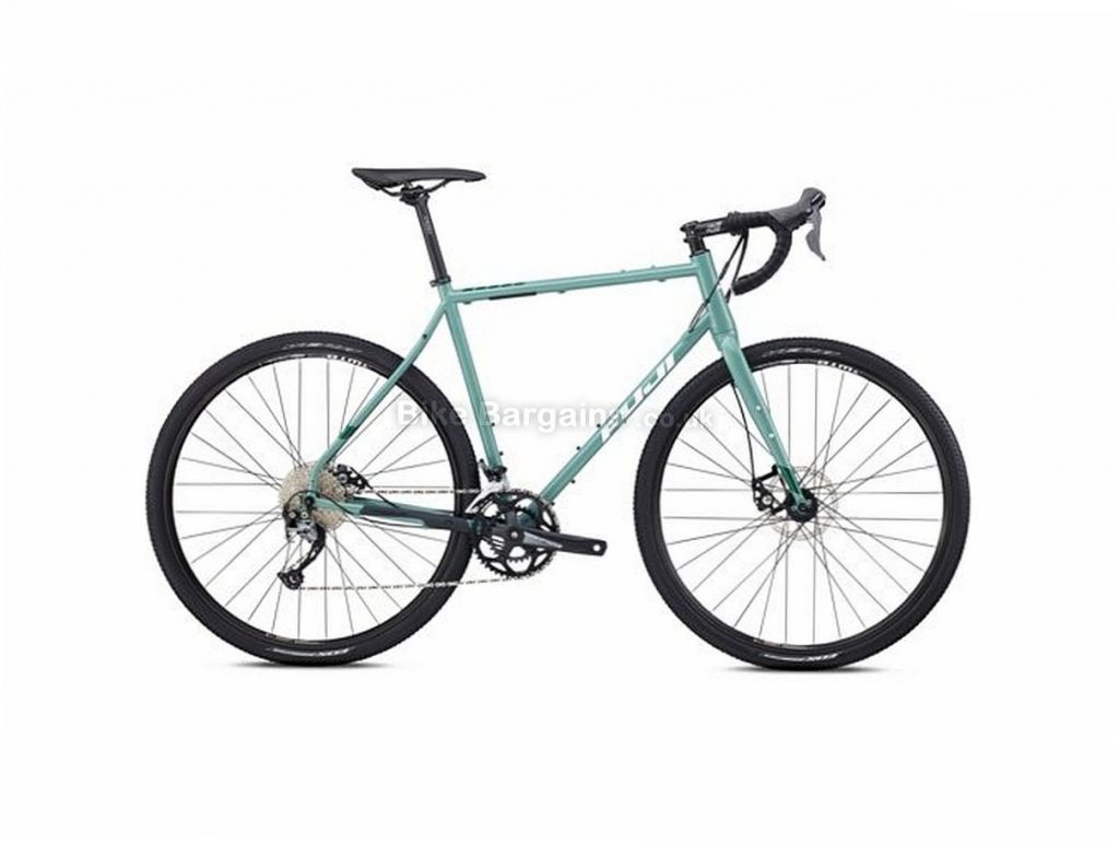Fuji Jari 2 3 Sora Steel Disc Road Bike Was Sold For