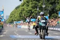 Sieg beim Velothon 2013: Hajo Drees