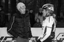 DM Cyclocross 2012, Kleinmachnow (mit Hanka Kupfernagel)