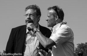 Velothon 2013, Berlin (mit Andreas Statzkowski)