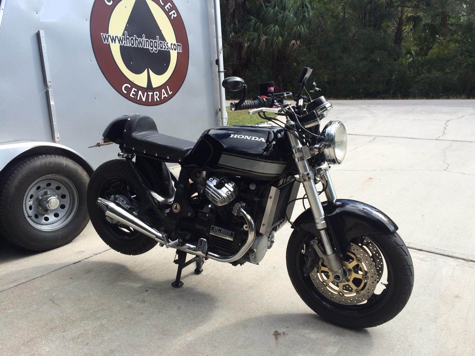 Vintage Honda Motorcycles History