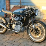 Honda Cx500 Cafe Racer By Rolling Retro Bikebound