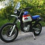 Honda Nx650 Dakar By Cafe Racer Sspirit Bikebound