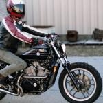Kage Honda Shadow 500 By One Up Moto Garage Bikebound