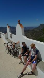 Gran Canaria cycle ride