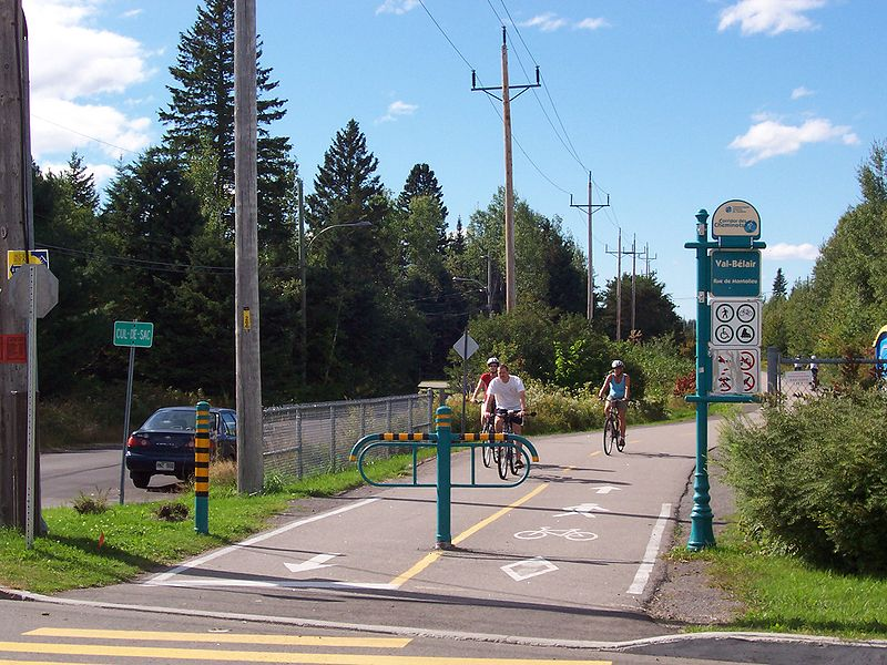 4 cycle routes in North America