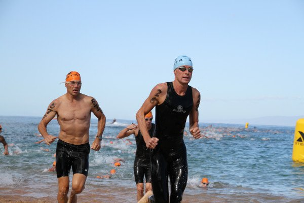 By triathletes for triathletes: transitions