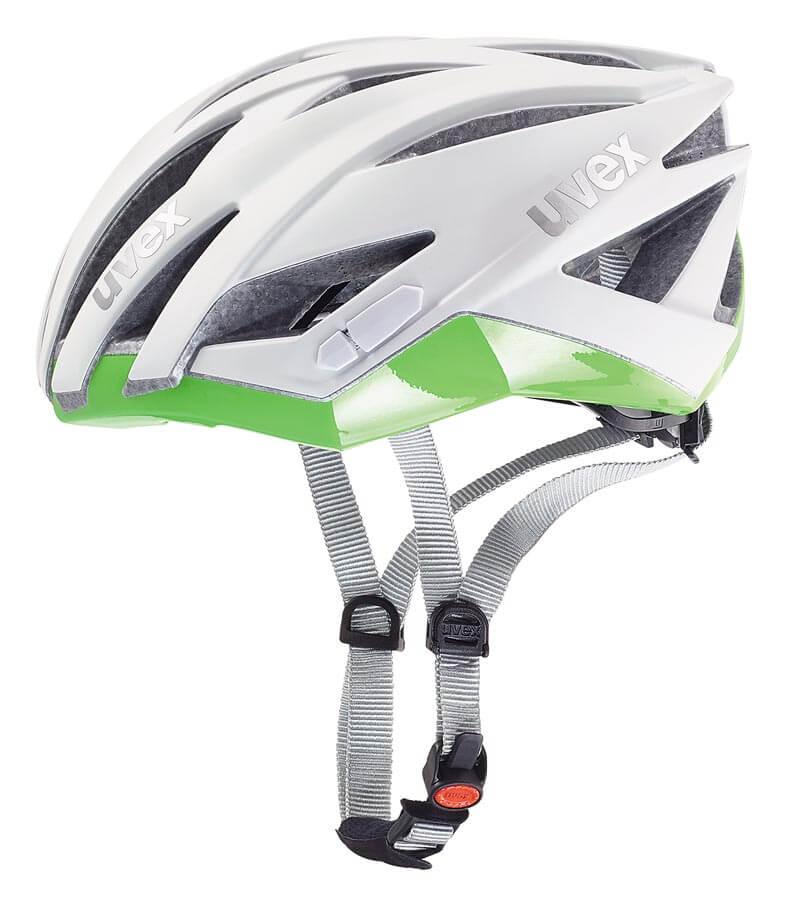Dámská cyklistická helma Uvex Ultrasonic Race