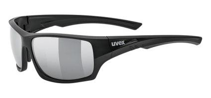 black mat, polavision® litemirror silver (S3)