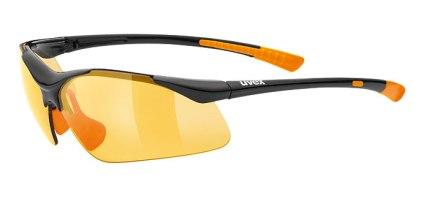 black orange, litemirror orange (S1)