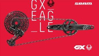 Sram GX Eagle - představení