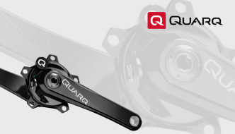 Powermetery Quarq - přehled kolekce