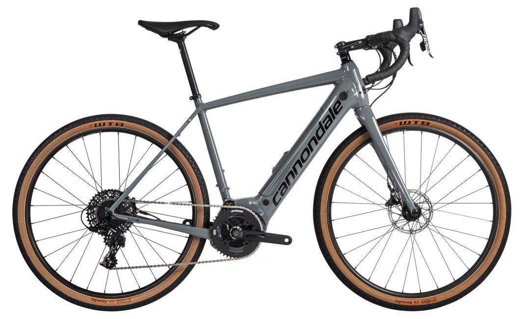 elektrokolo gravel bike Cannondale Synapse NEO SE