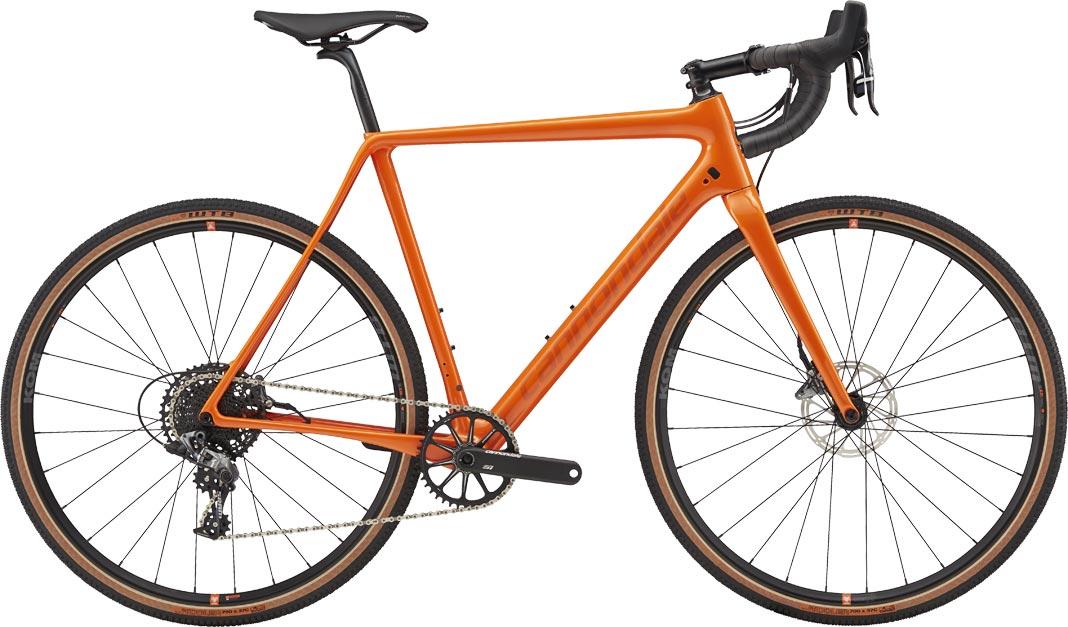Gravel bike Cannondale Super X