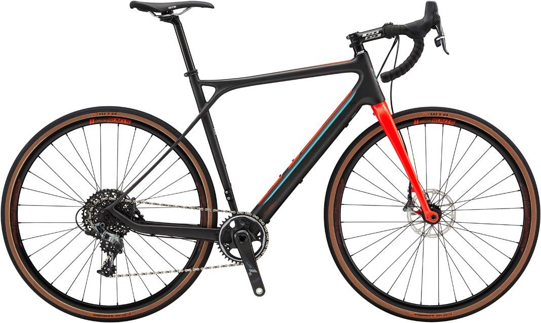 Gravel bike GT Grade Carbon