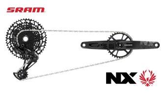 Nová sada SRAM NX Eagle 1×12. Kompletní informace