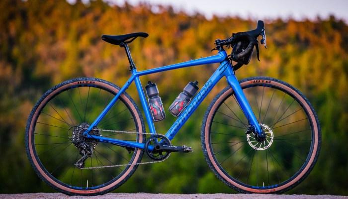 Cannondale představil nový gravel bike Topstone.