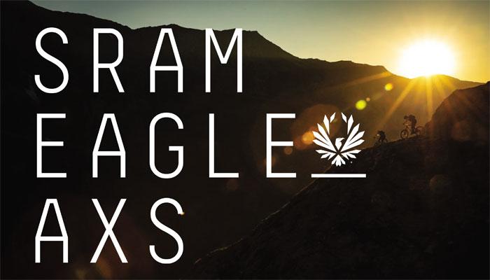 SRAM Eagle AXS - kompletní informace
