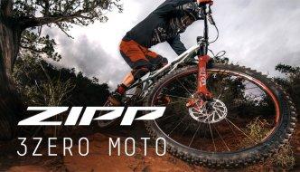Představení kol Zipp 3Zero Moto