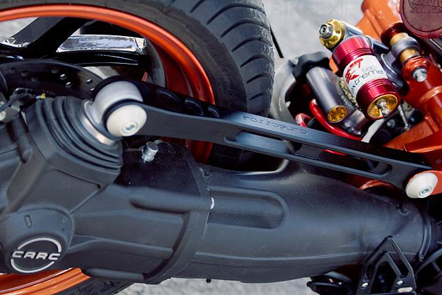 Moto Guzzi Stelvio
