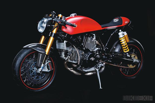 Custom Ducati Sport 1000 by Louis
